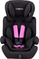 Cabino Autostoel - 9-36kg - Zwart-Roze