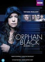 Orphan Black - Seizoen 1 & 2