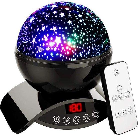 Sterrenprojector - Zwart - LED