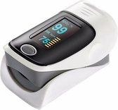 Pulse Oximeter Oximeter - Hartslagmeter - Saturatiemeter - Oximeter - grey -