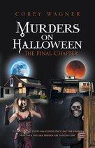 Omslag Murders on Halloween