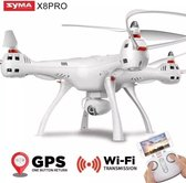 Syma X8 Pro drone met GPS - FPV live camera drone