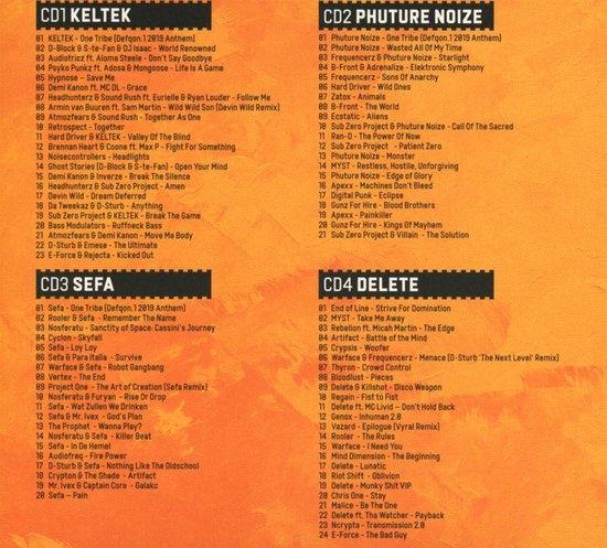 Defqon.1 Festival 2019 - various artists