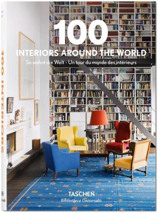 Afbeelding van 100 Interiors Around the World