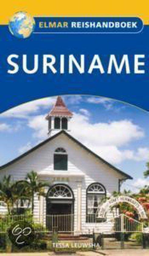 Suriname reishandboek - Tessa Leuwsha |