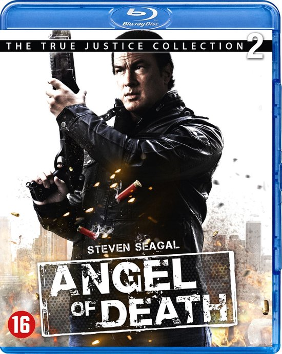 Cover van de film 'True Justice - Angel Of Death'