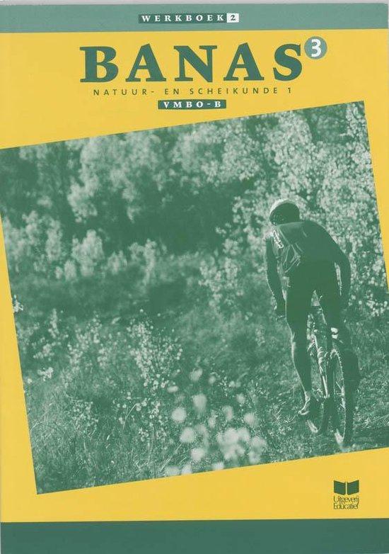 Banas 3 Vmbo-B Werkboek 2 - J.L.M. Crommentuijn   Fthsonline.com