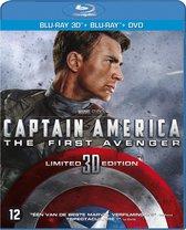 Captain America [bd/3d Combo]