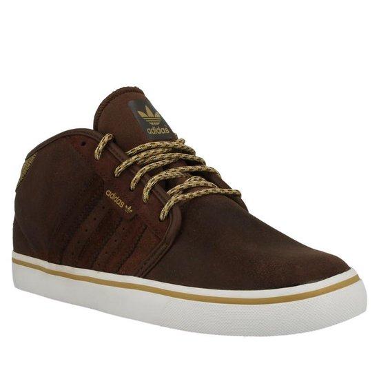 | adidas SEELEY MID C75638 Bruin;Bruin maat 38