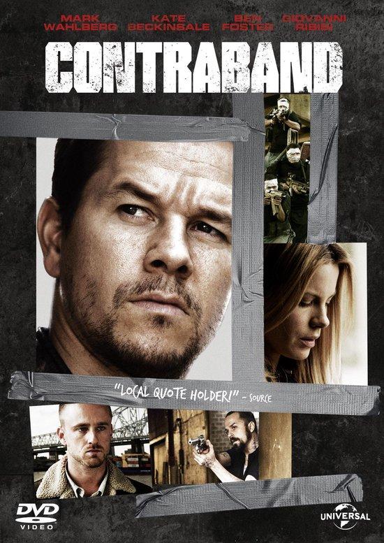 Cover van de film 'Contraband'