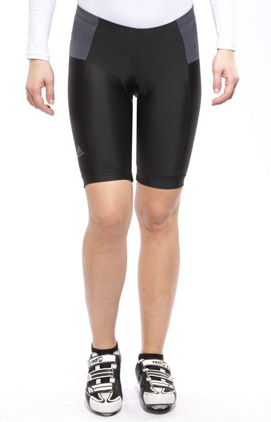 adidas Response Team fietsbroek kort Dames zwart Maat M