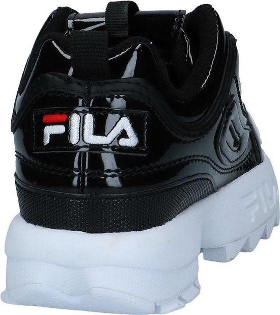 Fila - Disruptor  - Sneaker laag gekleed - Dames - Maat 40 - Zwart;Zwarte - 25Y -Black - Fila