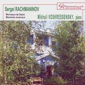 Rachmaninov: Morceaux de Salon; Moments musicaux