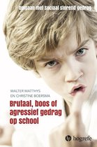 Brutaal, boos en agressief gedrag op school