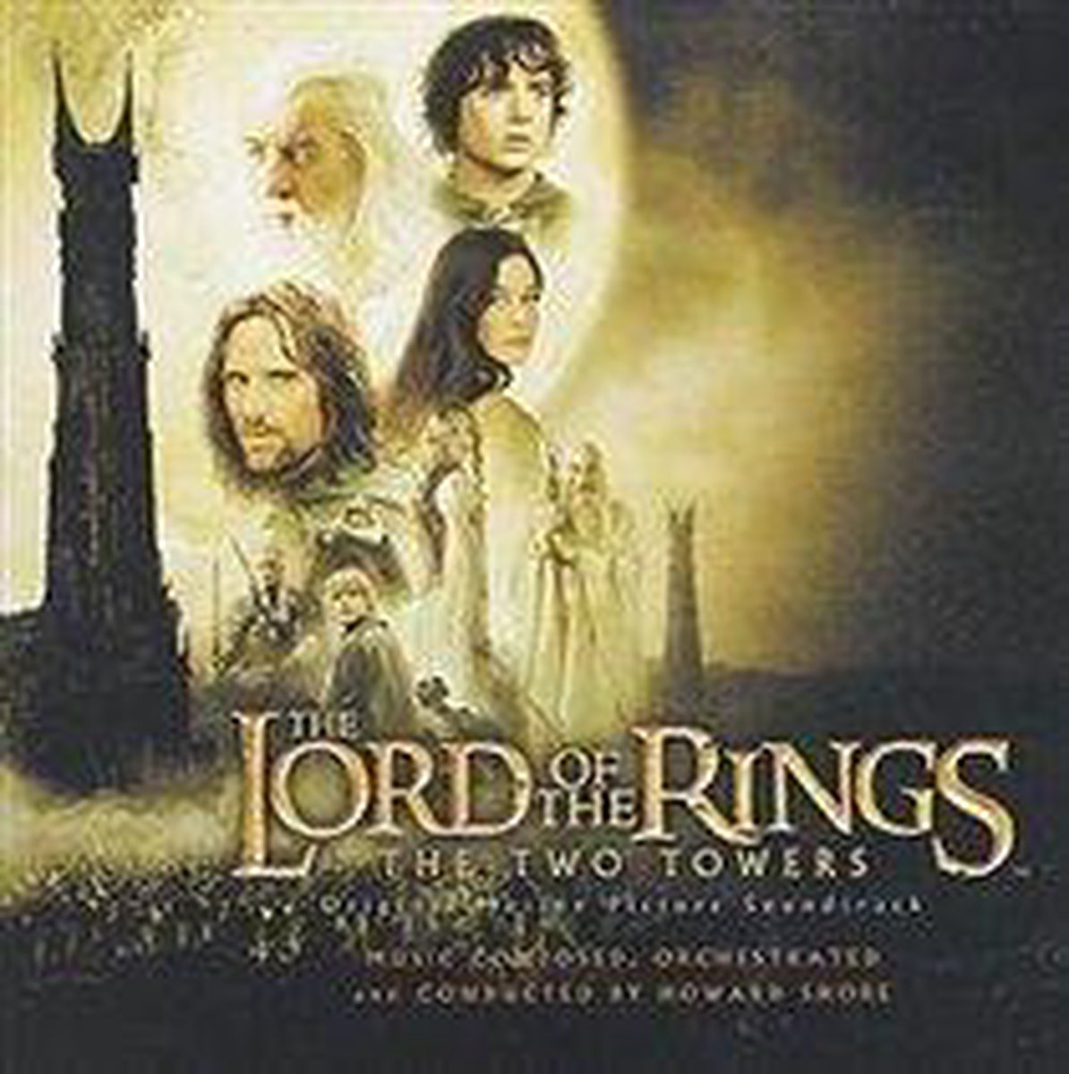 Howard Shore - The Lord Of The Rings: The Two Towers (OST