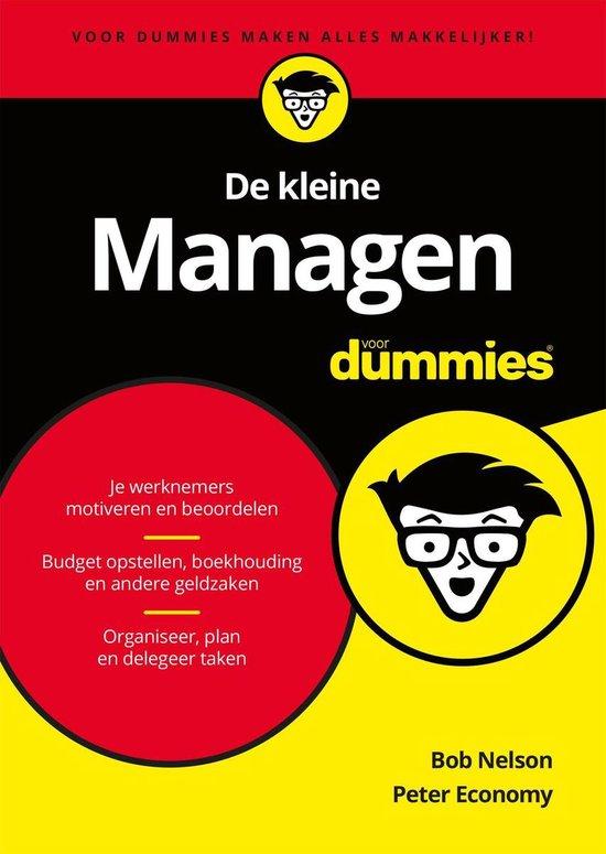 Voor Dummies - De kleine managen voor dummies - Peter Economy  