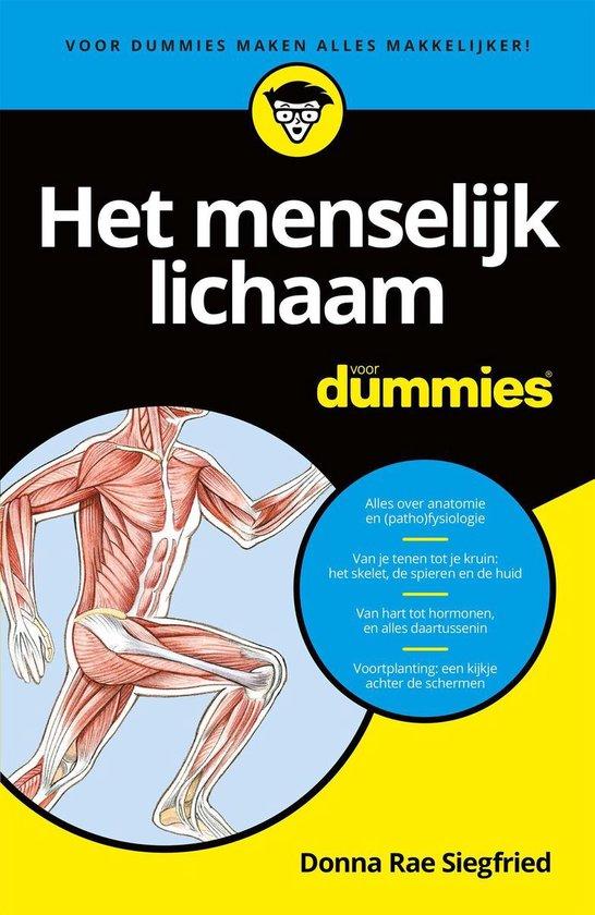 Voor Dummies - Het menselijk lichaam voor dummies - Donna Rae Siegfried |