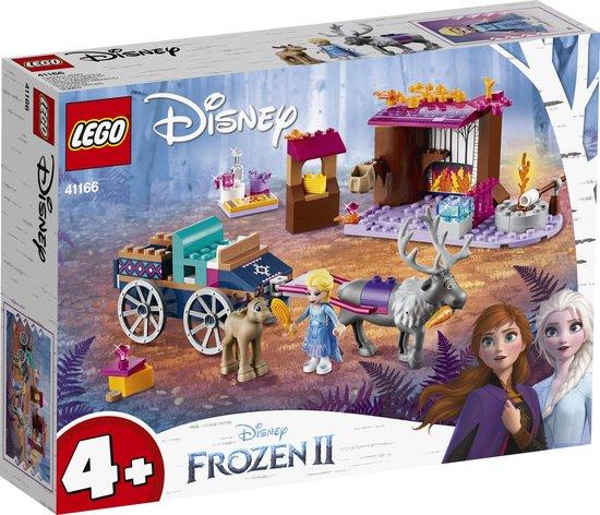 Lego 6251054 Lego Disney Frozen Lego Disney Frozen Elsa'S Koetsavontuur – 41166, Multicolor