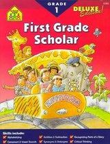 School Zone First Grade Scholar Workbook
