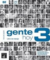 Gente Hoy 3 libro de trabajo + cd-audio