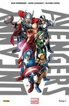 Omslag Uncanny Avengers (2013) T01