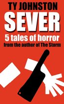 Omslag Sever: Five Tales of Horror