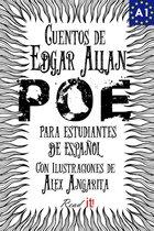 Cuentos de Edgar Allan Poe para estudiantes de español. Libro de lectura Nivel A1. Principiantes