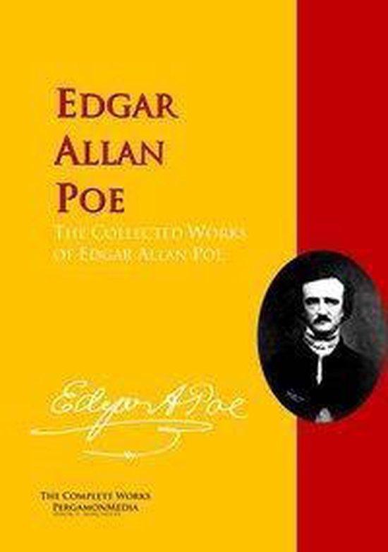 Boek cover The Collected Works of Edgar Allan Poe van Edgar Allan Poe (Onbekend)