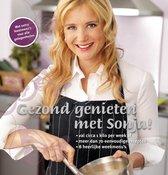 Boekomslag van 'Gezond genieten met Sonja'