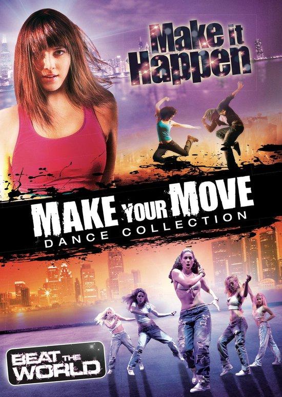 Cover van de film 'Make Your Move Dansbox'
