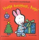 Vrolijk kerstfeest Dotje woordenboek voor kinderen vanaf 2 jaar