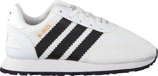 bol.com | Adidas Meisjes Sneakers N-5923 C - Wit - Maat 35