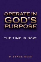 Operate in God's Purpose