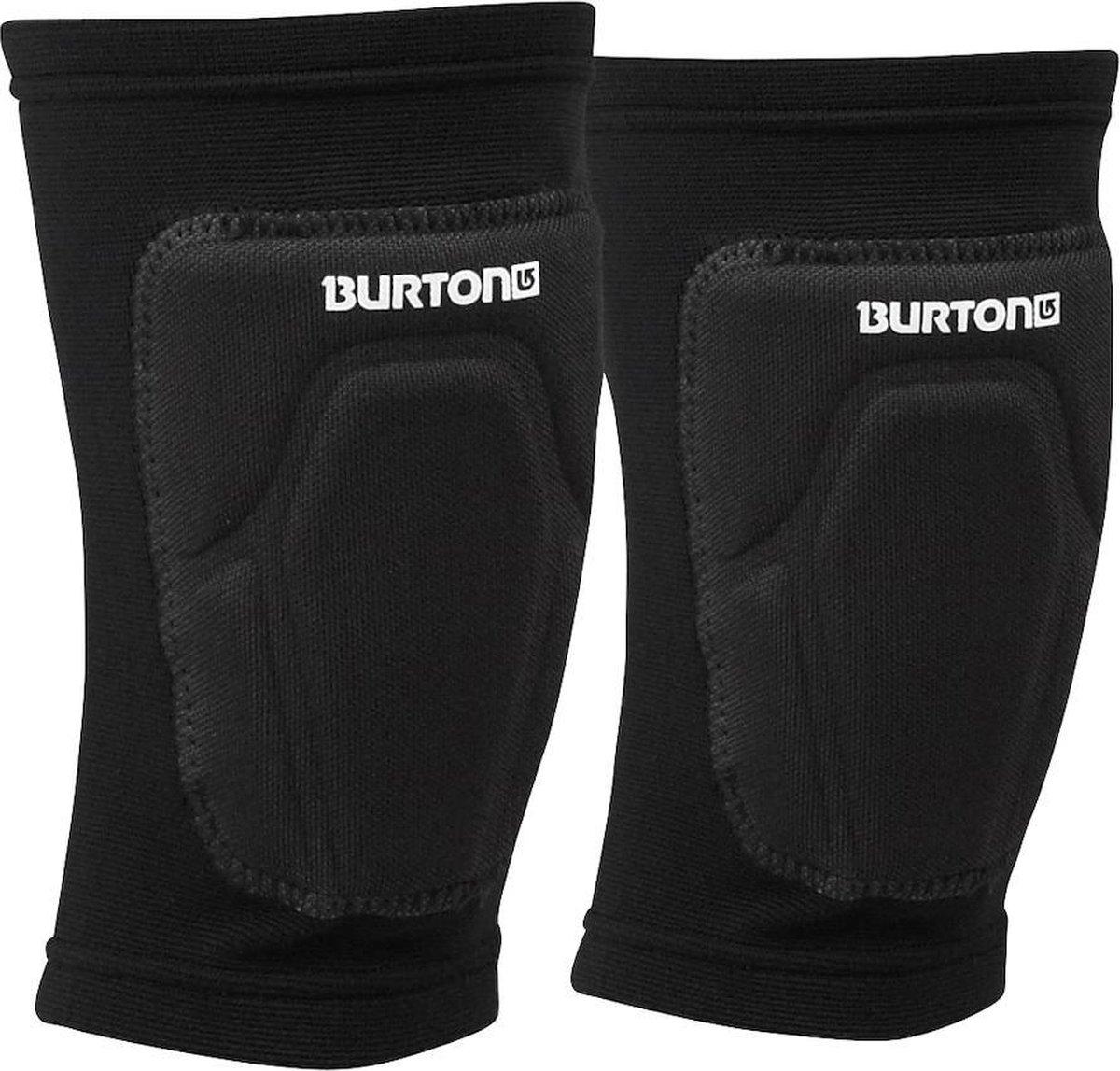 Burton Basic Knee Pad Unisex Kniebeschermer - True Black - M
