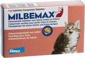 Milbemax Ontwormingsmiddel - Volwassen Kat En Kitt