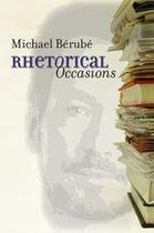 Rhetorical Occasions