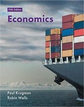 Boek cover Economics van Paul Krugman (Hardcover)