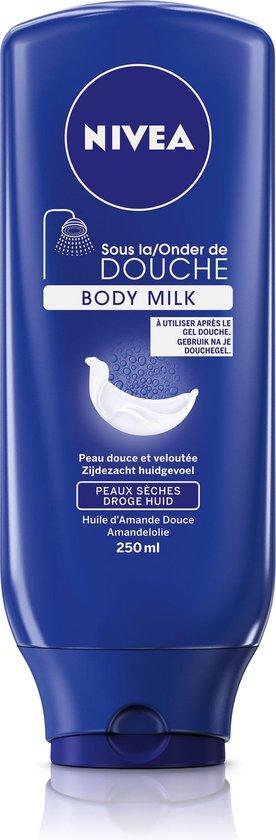 NIVEA Onder de Douche Verzorgend Body Milk - 250 ml