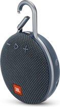 JBL Clip 3 - Blauw - Draagbare Bluetooth Mini Speaker