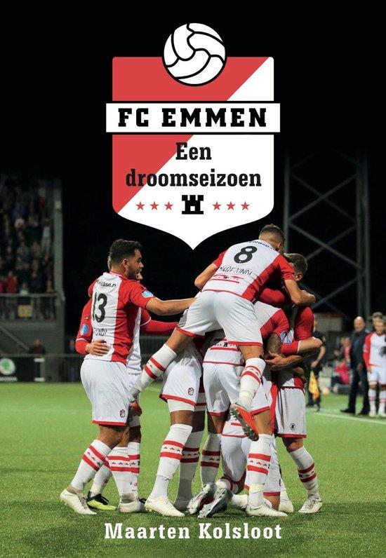 Boek cover FC Emmen van Maarten Kolsloot (Paperback)