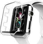 42mm Case Cover Screen Protector Transparent 4H Protected Knocks Watch Cases voor Apple watch voor iwatch 3 | Watchbands-shop.nl