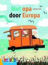 Leesseries Estafette  -   Met opa door Europa!