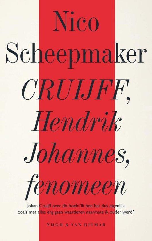 Cruijff, Hendrik Johannes, fenomeen - Nico Scheepmaker   Readingchampions.org.uk