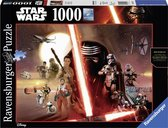 Ravensburger puzzel Star Wars Episode VII - Legpuzzel - 1000 stukjes