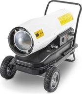 Trotec IDE 50 D Direct oliegestookte kachel (50 kW verwarmings vermogen)
