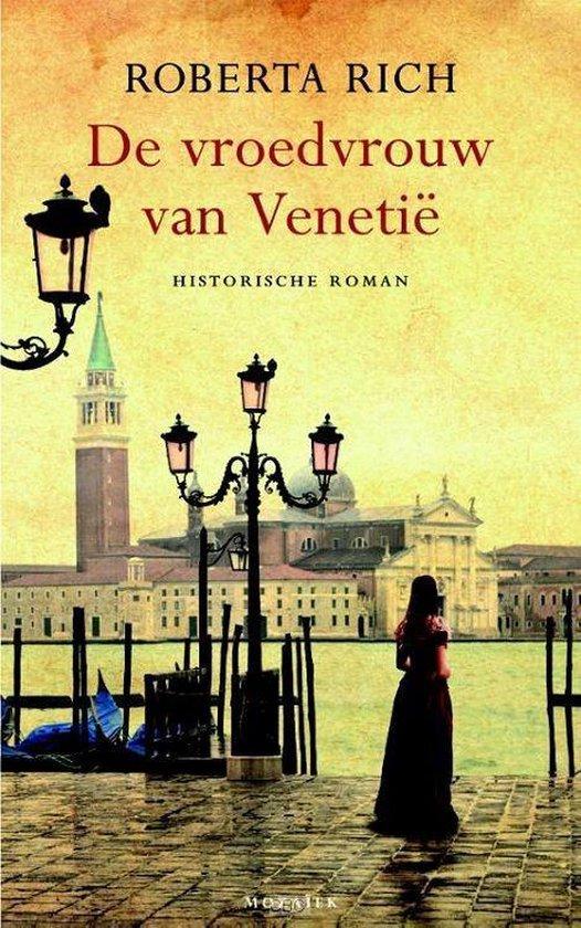 De vroedvrouw van Venetië - Roberta Rich   Readingchampions.org.uk