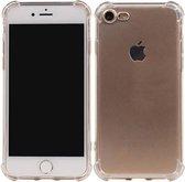 BestCases.nl Transparant TPU Schokbestendig bumper case telefoonhoesje Apple iPhone 7 / 8