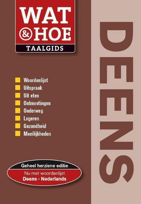 Cover van het boek 'Deens'