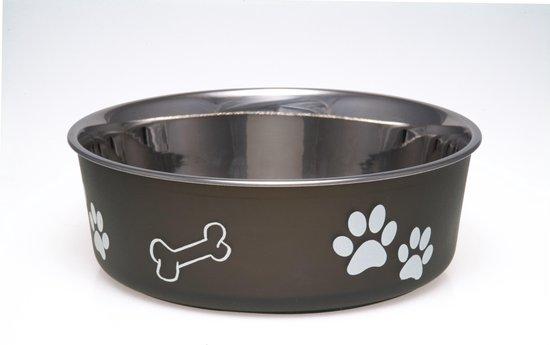 Loving Pets Bella Bowl Voerbak - Bruin - Small, 350ml