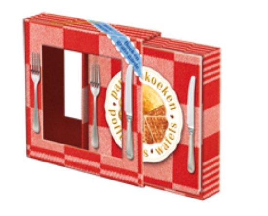 Pannenkoeken,poffertjes & wafels (boek- cadeaubox) - F Van Arkel | Fthsonline.com